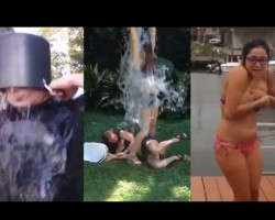 """Ice Bucket Challenge"" (Bloopers)"