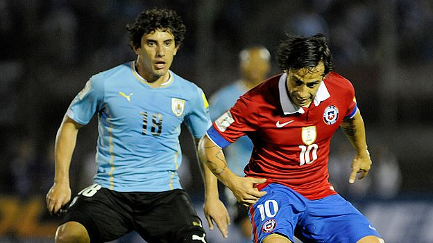 Uruguay v Chile - FIFA 2018 World Cup Qualifiers